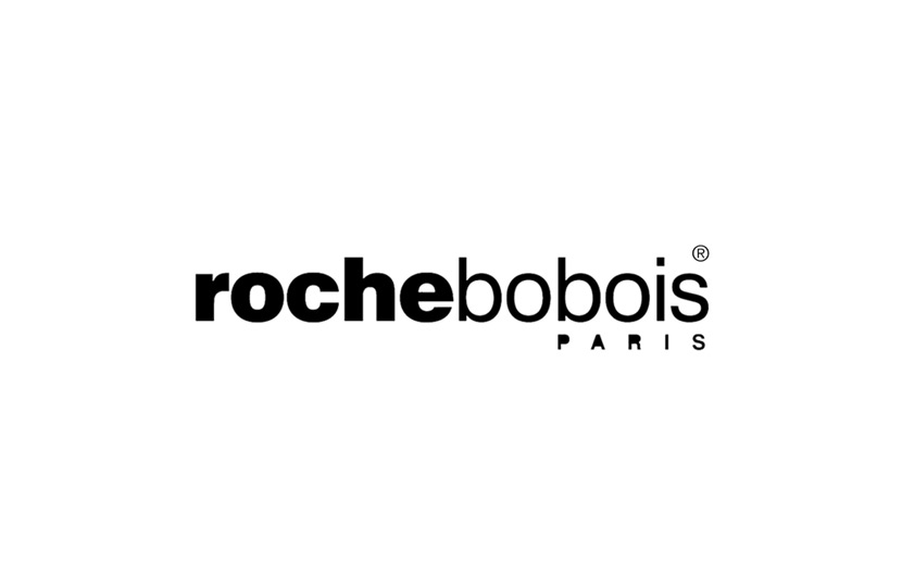 roche bobois logo clocks