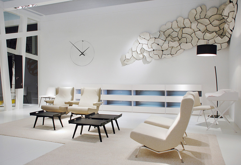 Wall Clock Design Furniture