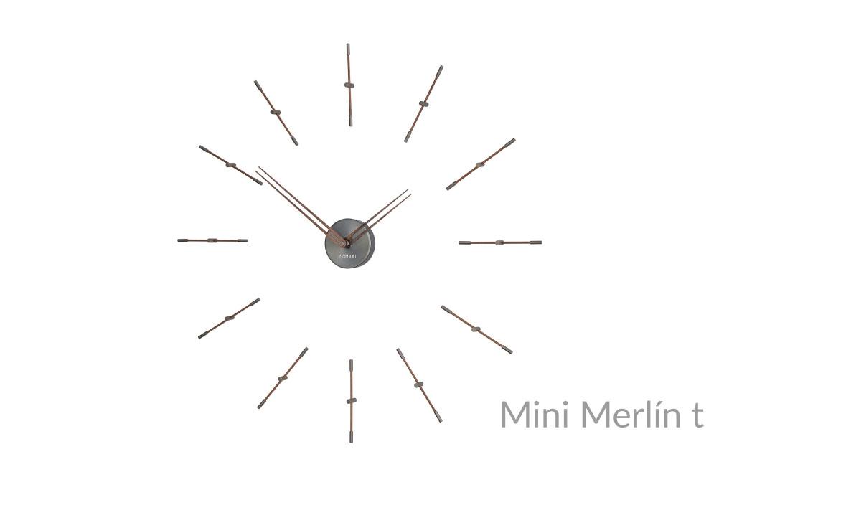 Graphite Design Wall Clock