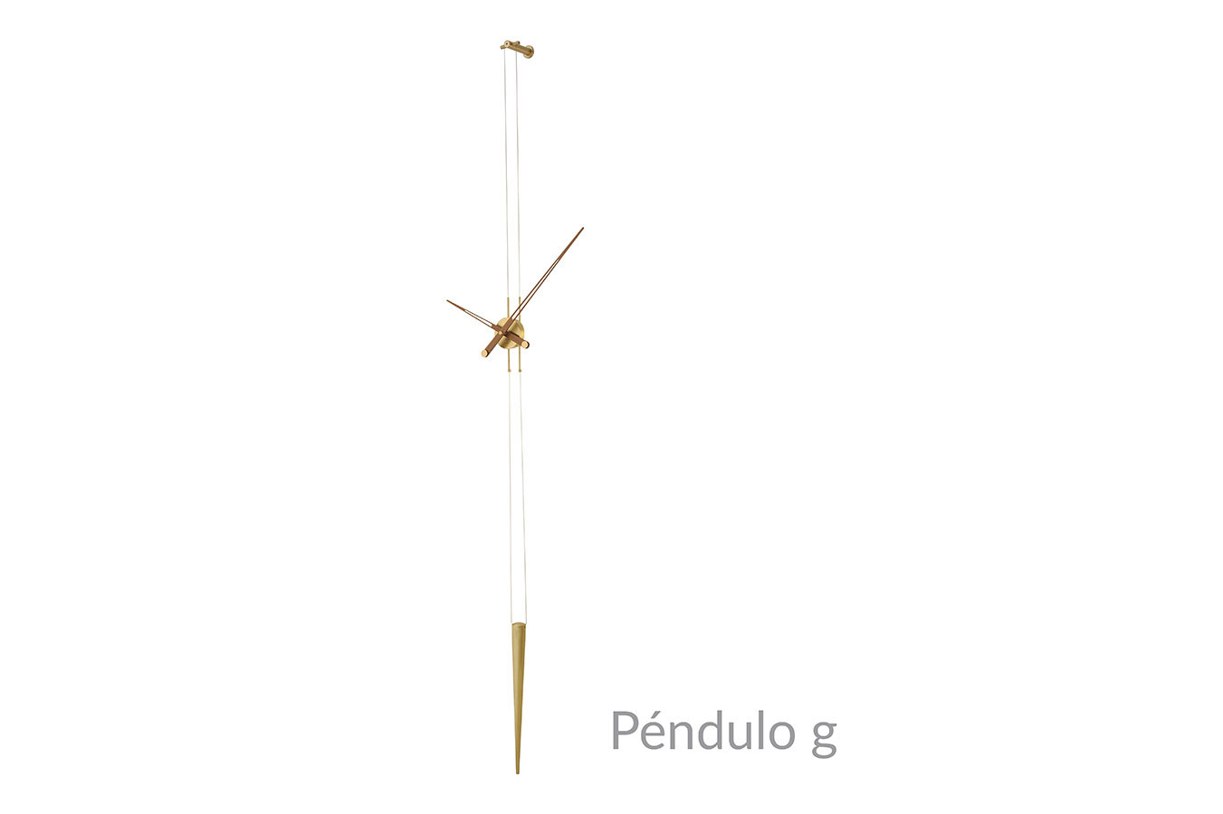 Pendulo Nomon Clocks Gold