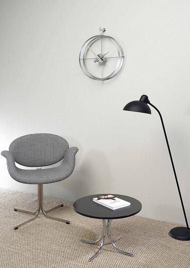 Metal Design Wall Clock Furniture