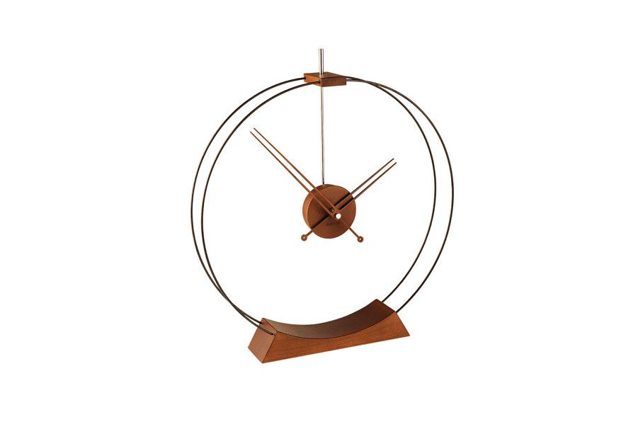 Aire Nomon Clocks Ash Wood