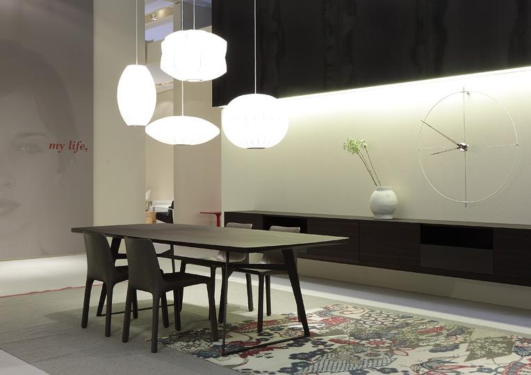 Wall Clock Fiberglass Design
